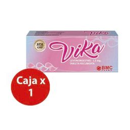 Vika  1,5 mg x 1 tableta (levonorgestrel)