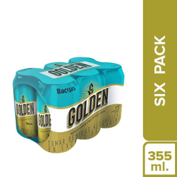 Golden Bebida Pack 6 Un Lt