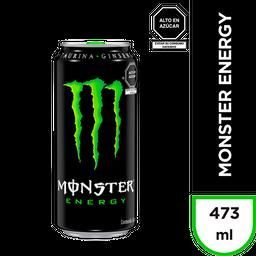 monster bebida energizante lata