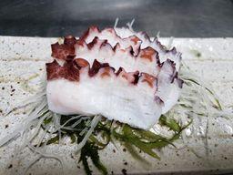 Sashimi de Pulpo