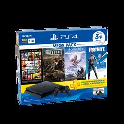 Consola Ps4 Bundle Mega 6