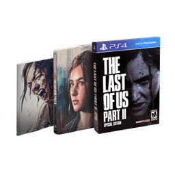 Videojuego Ps4 The Last Of Us Part 2 Special