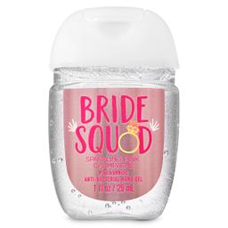 Gel Antibacterial Bride Squad