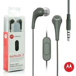Audífono Motorola Earbuds2  Verde Militar