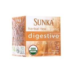 Sunka Té Herbal Orgánico