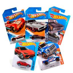 Hot Wheels Autos Basicos Surtidos C4982