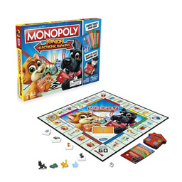 Monopoly Junior Banco Electronico E1842