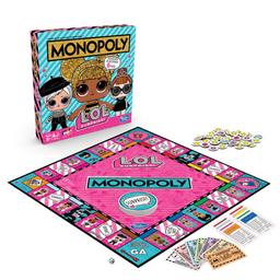 Monopoly Lol Sorpresa Hasbro Gaming E7572