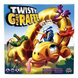 Juego De Mesa Splash Twisty Jirafa 30125I