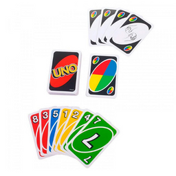 Uno Card Game W2085