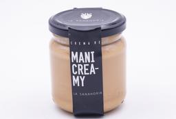 La Sanahoria Mantequilla Mani Creamy 200 gr