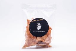 La Sanahoria Pita Chips Blancas 90 gr