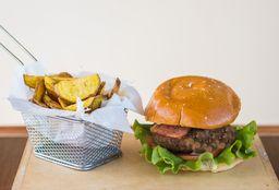 Tocino Burger