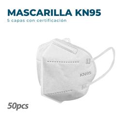 50 Mascarillas KN95