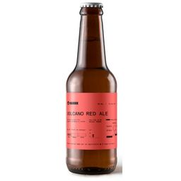Cerveza Maddock Volcano Red