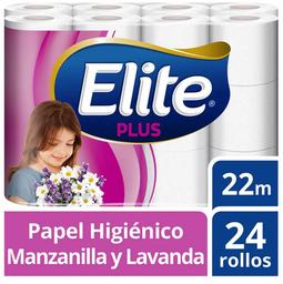 Elite Papel Higiénico Plus Doble Hoja