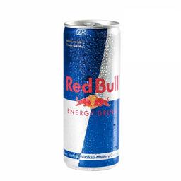 Bebida Energizante Red Bull lata