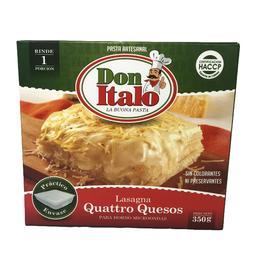 Lasagna 4 Quesos 350 g