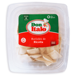 Ravioles de Ricotta 500 g