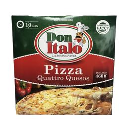 Pizza 4 Quesos 460 g