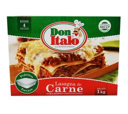 Lasagna de Carne 1 Kg