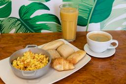 Desayuno Revuelto LGF