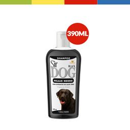 Sir Dog Black Shampoo 390 Ml - 1113521