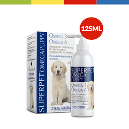 Superpet Omega Puppy 125 Ml - 1113631