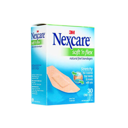 Banditas Nexcare Color Piel Tamaño Regular 30 U