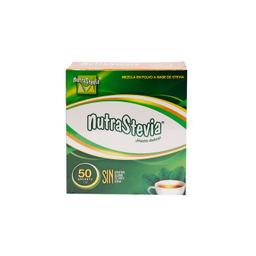 Stevia Nutrastevia Caja X 50 Sobres