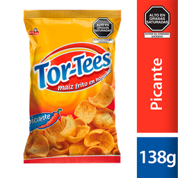 Tortees Picante X138Gr