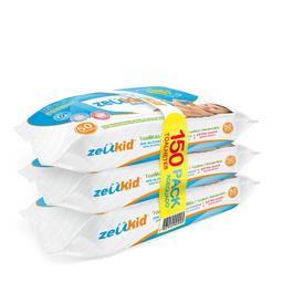 Toallas Húmedas Zeu Kids X 150 Unidades