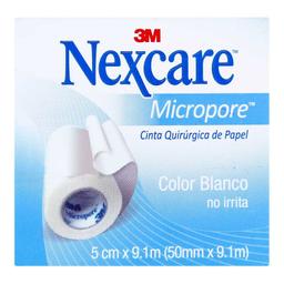 Nexcare Cinta Micropore X 9.1 M Blanca