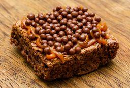 Brownie Manjar Chispas de Chocolate