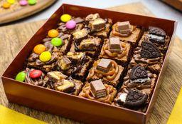 Caja Mini-Brownies Mediana