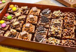 Caja Mini-Brownies Grande