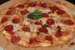 Pizza de Chorizo Familiar