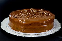 Torta de Vainilla Mediana