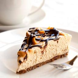 Cheesecake de Algarrobina