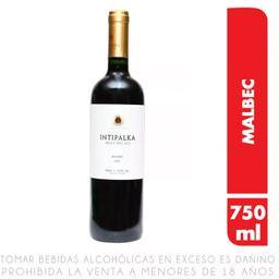 Vino Tinto Intipalka Malbec 750 mL