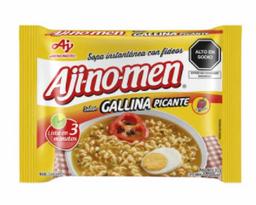 Aji-No Men Sopa Lista Gallina Picante Vas