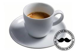 Café Espresso doble cortado