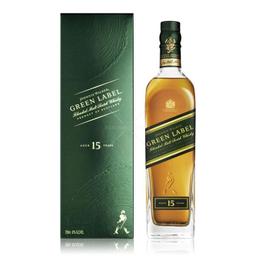 Whisky Johnnie Walker Green 750 mL