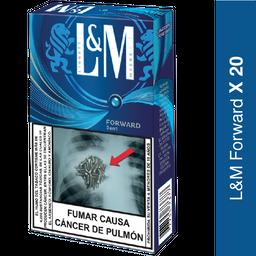 L&M Forward Blue X20
