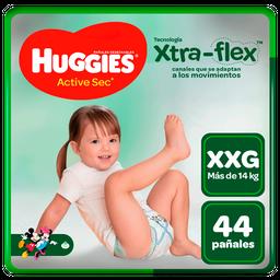 Huggies Pañal Super Mega Xxg