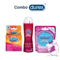 Pack Durex Maximo Placer
