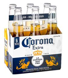 Cerveza Corona 355 mL x 6