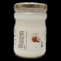 Aceite De Coco Orgánico T Peruvian Health