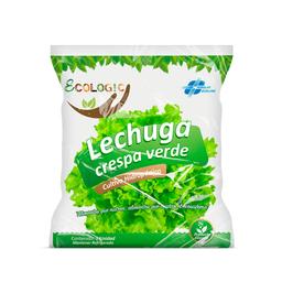 Lechuga Crespa X 250 Gr Ecologic