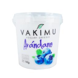 Yogurt Griego Vakimu Arandano X1Kg
